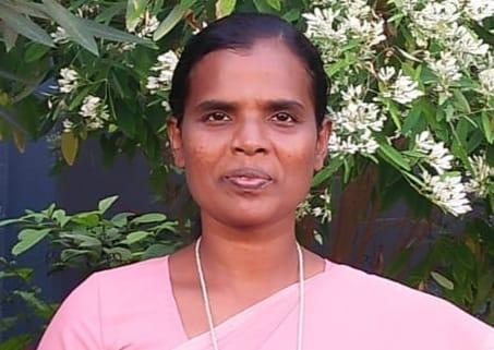 Rev Sr. K Jansi Sagaya Mari, FSAG : Assistant Professor
