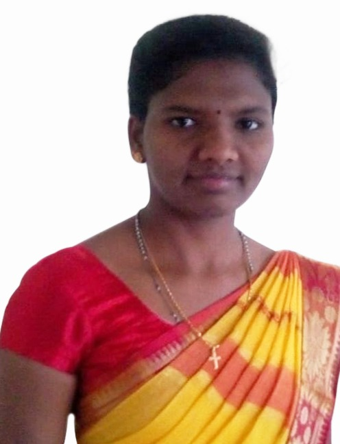 Ms. D Saleth Mary,BA.,MSW. : Assitant Professor